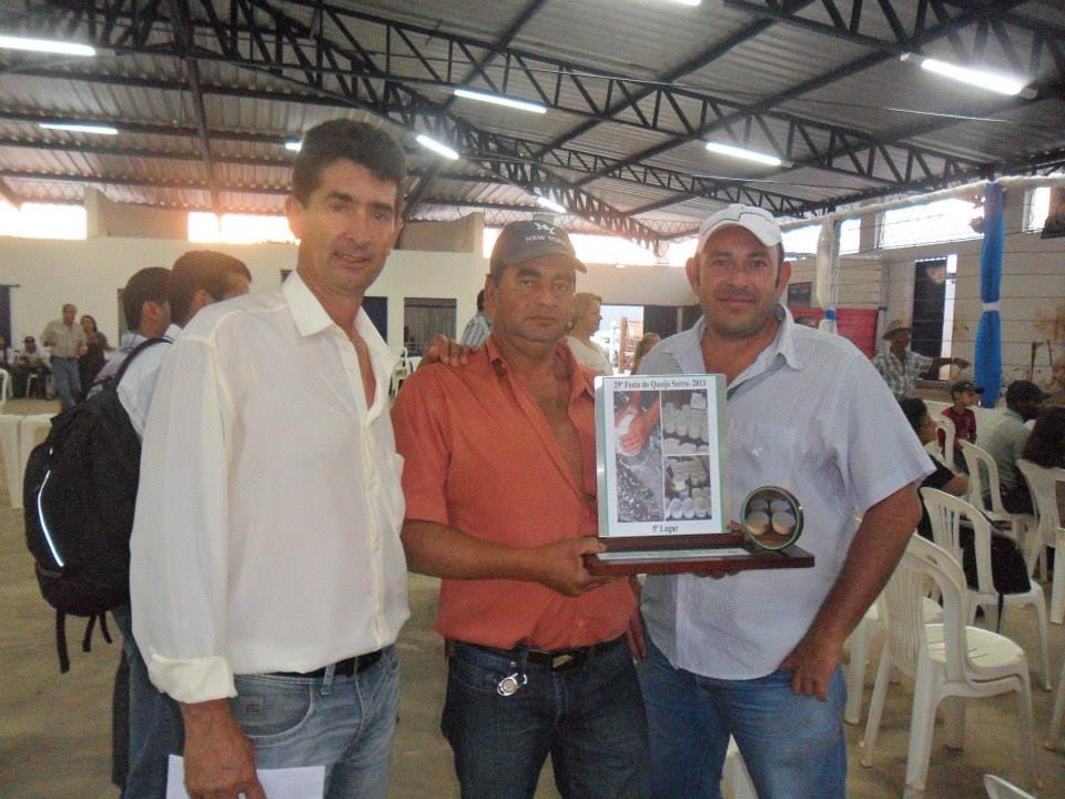 Produtores de Rio Vermelho participam da 29º Festa do Queijo na cidade do Serro
