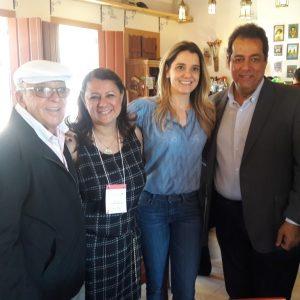 Evento Servas- Serro – Almoço com Carolina Pimentel