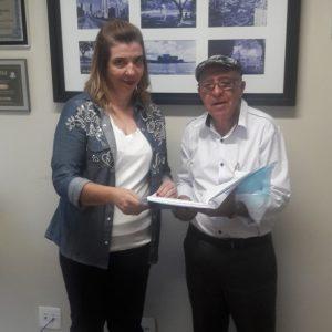Reunião com a Deputada Estadual Arlete Magalhães