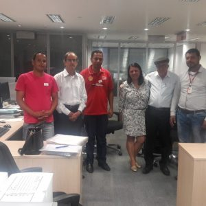 Reunião com Ronaldo, da Idene