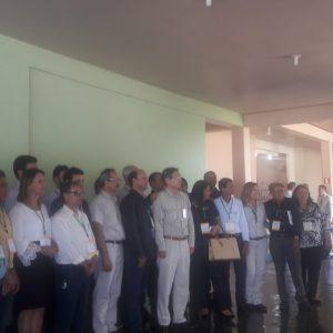 Cenibra – Belo Oriente – MG – Encontro de prefeitos
