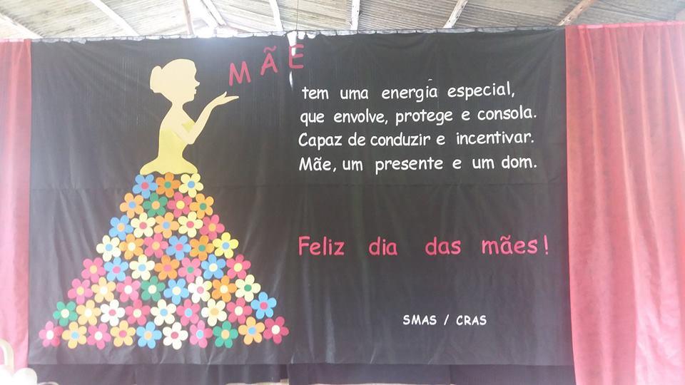 Comemoração do Dias das Mães