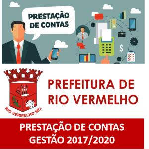 PRESTAÇÃO DE CONTAS  GESTÃO 2017/2020