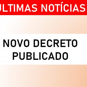Decreto nº 37-2020 – 15 de Maio de 2020