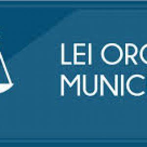 LEI ORGÂNICA MUNICIPAL, EMENDA REVISIONAL 2016