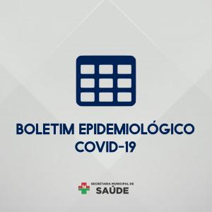 BOLETIM EPIDEMIOLÓGICO Nº 168 (COVID-19)