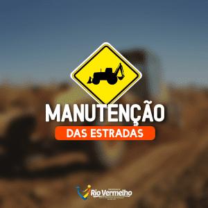 ESTRADAS: Patrolamento da estrada Magalhães/Vieiras ao asfalto