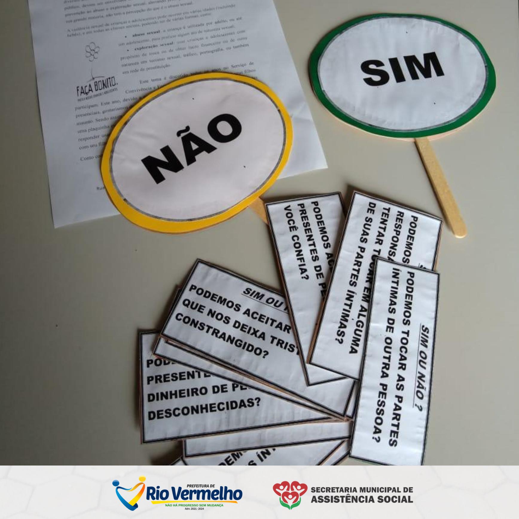CAMPANHA 18 DE MAIO