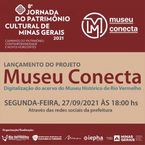 LANÇAMENTO DO PROJETO MUSEU CONECTA