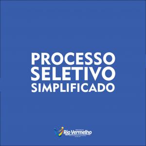 PROCESSO SELETIVO SIMPLIFICADO – EDITAL Nº 002/2021 – SEC. MUN. DE EDUCAÇÃO